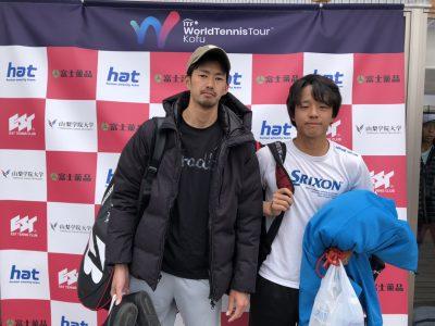 3,KIKUCHI Gengo/TAKESHIMA Shunrou
