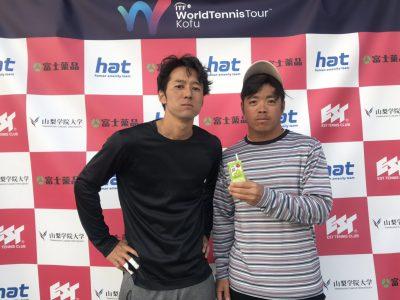 12,EHARA Hiroyasu/KATAYAMA Sho