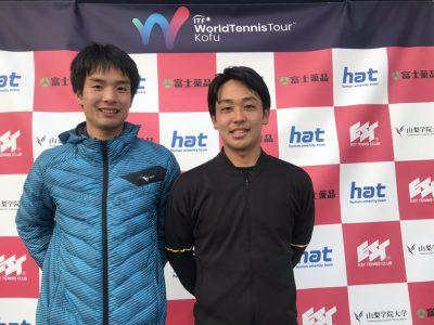 13,MASABAYASHI Tomohiro/NISHIWAKI Kazuki
